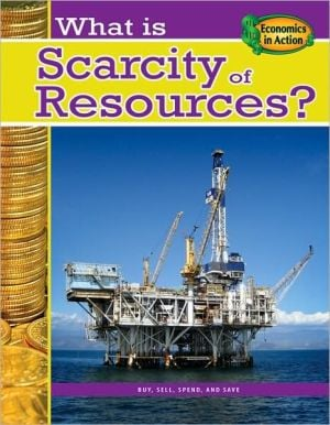 What is Scarcity of Resources? book written by Jessica Cohn