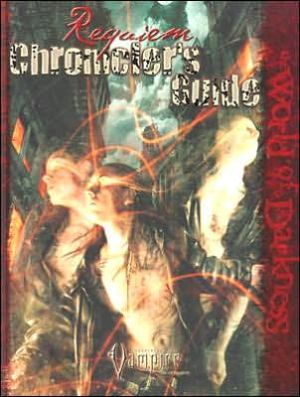 Vampire Chroniclers Guide book written by Vampire