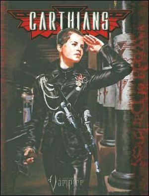 Vampire Carthians book written by Ray Fawkes