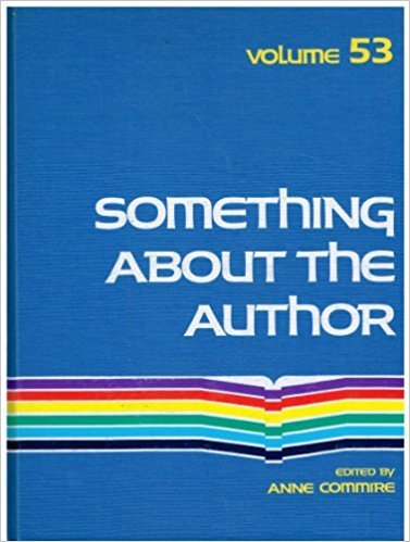 Something about the Author, Vol. 53 book written by Anne Commrie