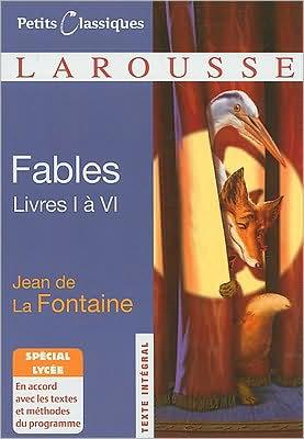 Fables: Livres I A VI written by Jean de La Fontaine