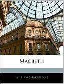 Macbeth book written by William Shakespeare
