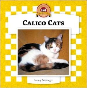 Calico Cats book written by Nancy Furstinger