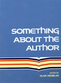 Something about the Author, Vol. 56 written by Anne Commrie
