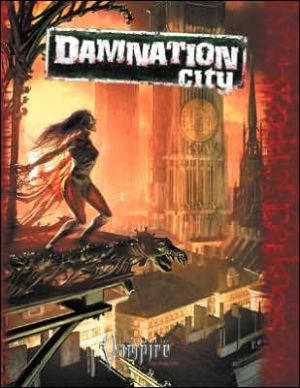 Damnation City book written by Justin Achilli
