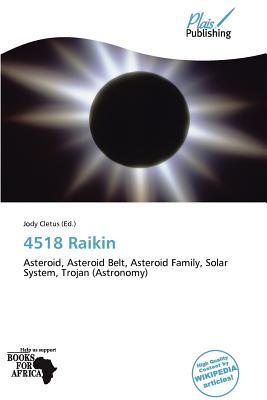 4518 Raikin written by Jody Cletus