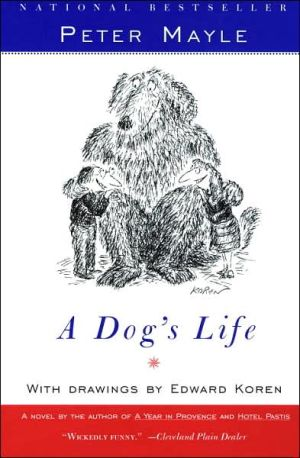 A Dog's Life book written by Peter Mayle