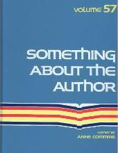 Something about the Author, Vol. 57 book written by Anne Commrie