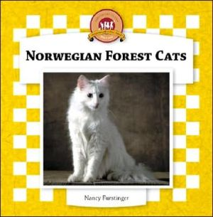 Norwegian Forest Cats book written by Nancy Furstinger