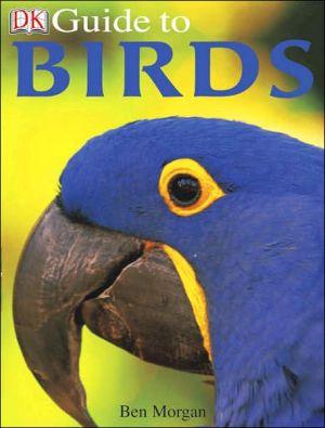 DK Guide to Birds book written by Ben Morgan, Dorling Kindersley Publishing Staff