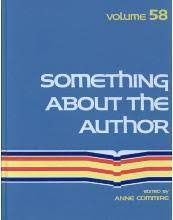 Something about the Author, Vol. 58 book written by Anne Commrie