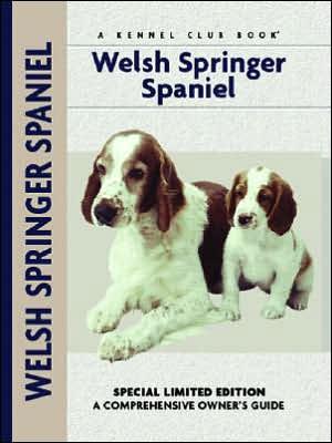 Welsh Springer Spaniel (Comprehensive Owner's Guide Series) book written by Haja Van Wessem