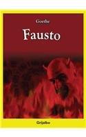 Fausto book written by Johann Wolfgang von Goethe