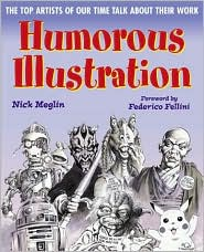 Humorous illustration book written by Nick Meglin