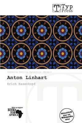 Anton Linhart written by Cornelia Cecilia Eglantine