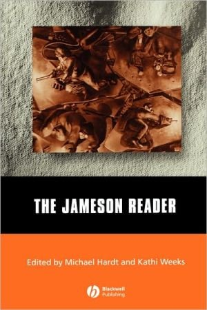 Jameson Reader P book written by Hardt