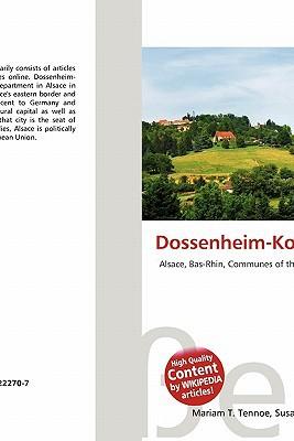 Dossenheim-Kochersberg written by Lambert M. Surhone