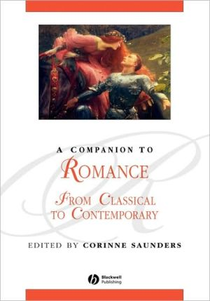 Companion Romance Classical Contemporary book written by Saunders