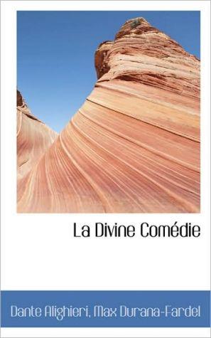 La Divine Com die book written by Dante Alighieri