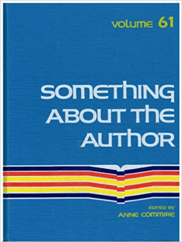 Something about the Author, Vol. 61 book written by Anne Commrie