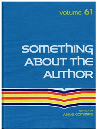 Something about the Author, Vol. 61 written by Anne Commrie
