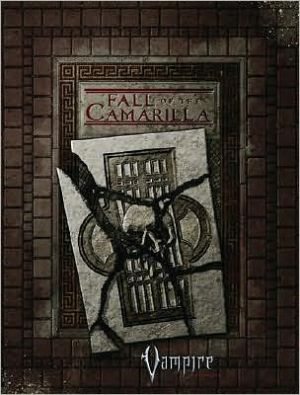 Vampire: The Fall of the Camarilla book written by Ray Fawkes