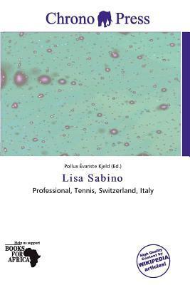 Lisa Sabino written by Pollux Variste Kjeld