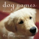 Dog Names written by Jenny Linford