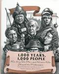 1000 Years, 1000 People: The Men and Women Who Charted the Course of History for the Last Mi... book written by Barbara Bowers, Agnes Hooper Got...