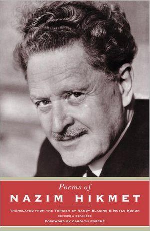 Poems of Nazim Hikmet book written by Nazim Hikmet