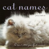 Cat Names book written by Jenny Linford
