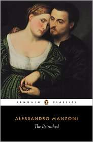 The Betrothed written by Alessandro Manzoni