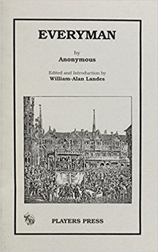 Everyman book written by William-Alan Landes