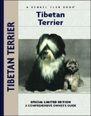 Tibetan Terrier book written by Juliette Cunliffe