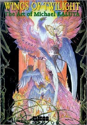 Wings of Twilight book written by Michael W. Kaluta
