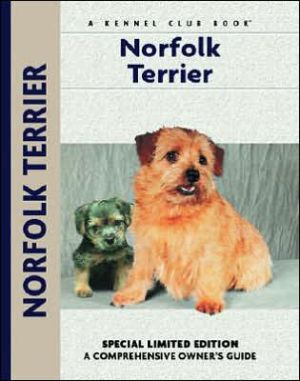 Norfolk Terrier book written by Muriel P. Lee