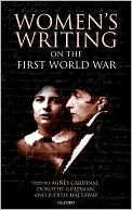 Women's Writing on the First World War book written by Agnes Cardinal
