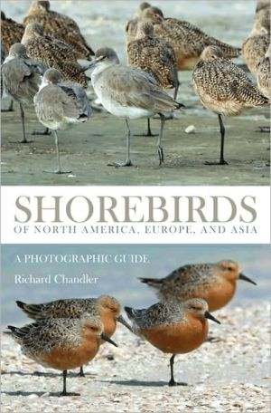 Shorebirds of North America, Europe, and Asia: A Photographic Guide book written by Richard Chandler