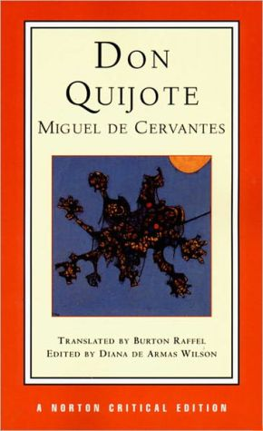 Don Quijote: A New Translation, Backgrounds and Contexts, Criticism book written by Miguel de Cervantes Saavedra