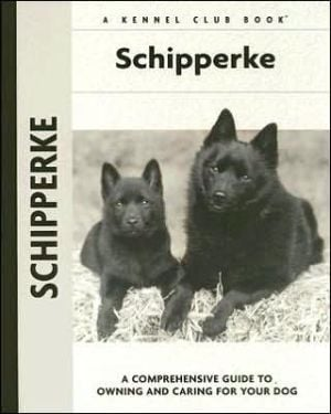Schipperke book written by Robert Pollet