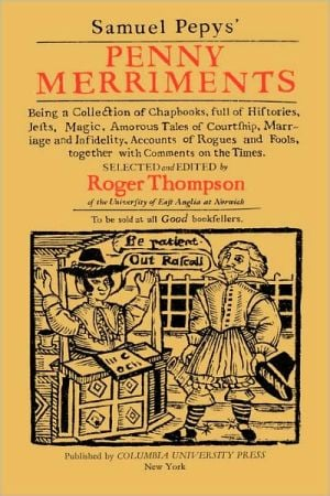 Penny Merriments book written by Roger Thompson