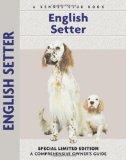 English Setter book written by Juliette Cunliffe