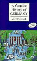 Concise History of Germany,updated Ed. book written by Fulbrook