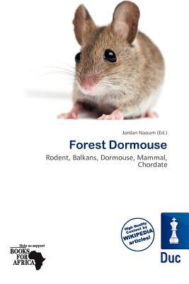 Forest Dormouse written by Jordan Naoum