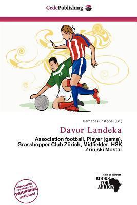 Davor Landeka written by Barnabas Crist Bal