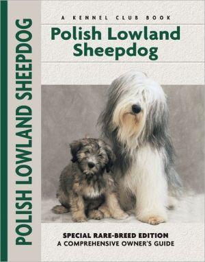 Polish Lowland Sheepdog book written by Betty Augustowski