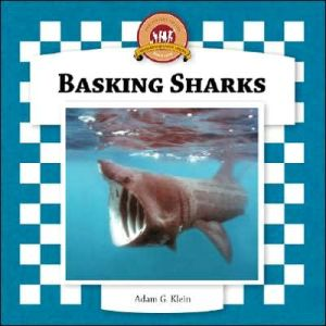 Basking Sharks book written by Adam Klein