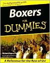 Boxers For Dummies written by Richard Beaucamp