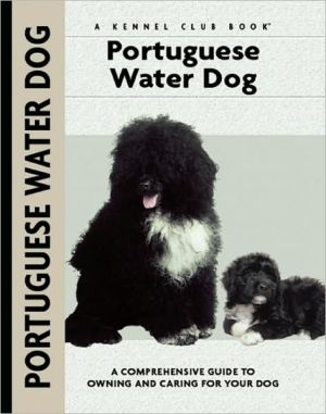 Portuguese Water Dog (Comprehensive Owners Guides Series) written by Paolo Correa