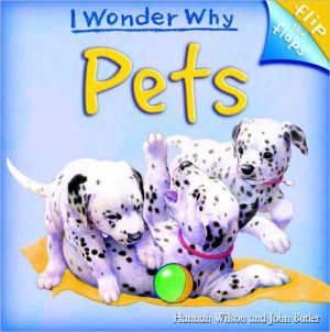 Pets book written by Hannah Wilson